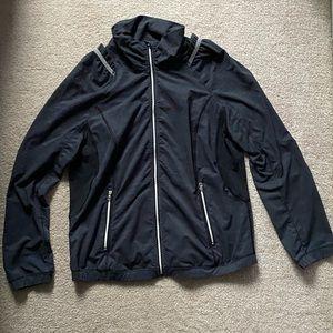 Lululemon Athletica Zip Up Light Jacket